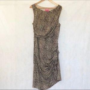 Betsey Johnston Jungle dress